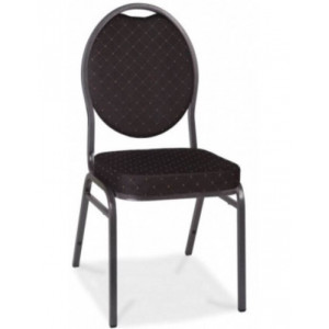 MX ECO KONF CHAIR BLACK