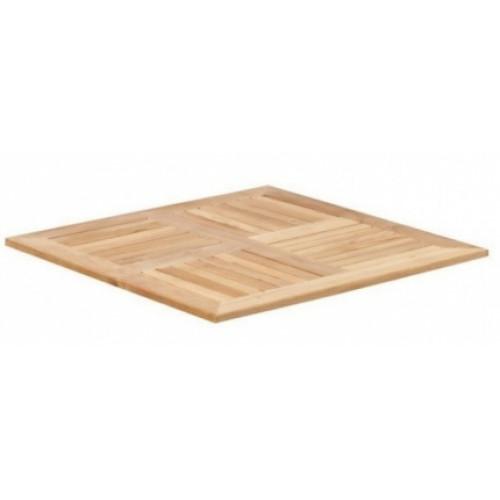 DL SAHARA TEAK WOOD TABLE TOP