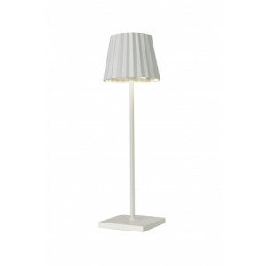 OS BELL TABLE LED LAMP WHITE